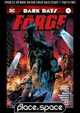 DARK DAYS: THE FORGE #1A - 1ST PRINTING FOIL COVER