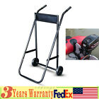 70KG Outboard Motor Boat Engine Trolley Stand Carrier Cart Dolly Storage New