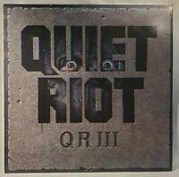 Quiet Riot LP  QR 3 1986 CBS NEAR MINT COMBINE SHIPPING