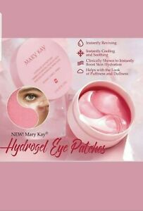 MARY KAY HIDROGEL EYE PATCHE (30) HYDRATATION FOR PUFFY EYES/FROWN LINES.