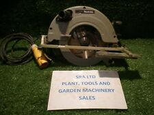 MAKITA 5903r CIRCULAR SAW 110v 1550w WITH USED 235mm BLADE  VAT INCLUDED SRA1