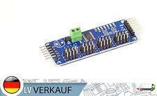 12 Broca i2c PWM/Servo Digital/convertidor analógico PCA9685 para Arduino