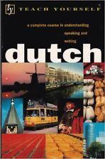 Teach Yourself Dutch  2004 Printing by Gilbert + Quist  0340586117