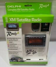 Roady 2 Delphi Sa 10085 Radio Xm Satellite Car Radio 120 Channels New Open Box