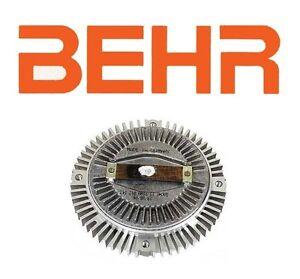 For BMW E24 E28 E30 E36 79-99 Fan Clutch Screw on Type OEM Behr 11 52 1 723 918