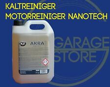 1 x 5L Akra Kaltreiniger Werkstatt/Teilereiniger Motorreiniger Motorwäsche