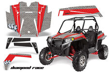 AMR Racing Polaris RZR 900XP Sticker Graphic Kit Decal UTV Parts 11-14 DMNRACE R