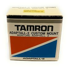TAMRON Adaptall-2 Custom Lens Mount for use with PENTAX-K Ricoh-XR Brand New