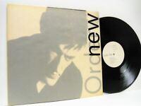 NEW ORDER low-life LP EX/EX, FACT 100, vinyl, album, with inner sleeve, uk, 1985