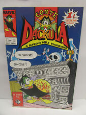 MARVEL- CONTE DAKULA  n°1 - ed. play press - feb 1990 - da magazzino, mai aperto