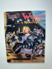 Floating Vagabond - Weirder Tales: ...a Space Opera Avalon Hill Game Co RPG Book
