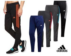 Adidas Women Tiro Series Soccer Training Athletic Slim Fit Pants Sweatpants NEW