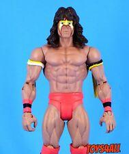 Ultimate Warrior WWE Mattel Basic Series Wrestling Action Figure_s79