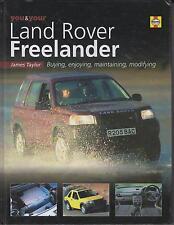LAND ROVER FREELANDER' 97 -'03 guida per l'acquisto di manutenzione & MODIFICA LIBRO