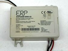 Erp Esp040w 0900 42 Dimmable Constant Current Led Driver 900ma 378w 24 42v