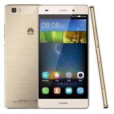 Téléphones mobiles dorés avec octa core 4G