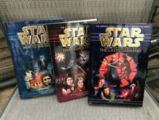 Star Wars Hardcover Complete Series Three Book Cycle (lot of 3)