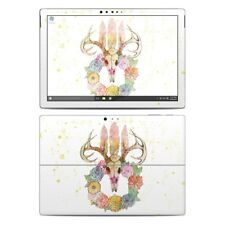 Surface Pro 4 Skin - Deer Skull by True Spirit Art - Sticker Decal