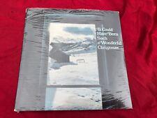 WAYNE NEWTON WAYNE NEWTON Christmas LP SEALED 33 1/2 Aries 11