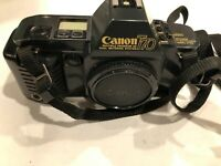 Canon T70 SLR Film Camera Body Only