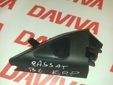 VW PASSAT B6 LEFT SIDE WING MIRROR INTERIOR COVER TRIM & SPEAKER 3C0837993