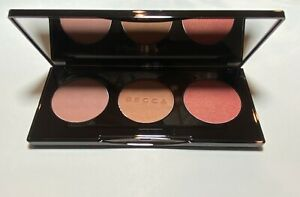 Becca Blushed With Light Blush Trio Palette Limited Edition BNIB