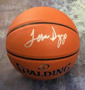GFA Michigan State Spartans TOM IZZO Head Coach Signed Basketball T4 COA