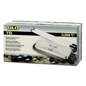 Glo T8 30W Double Bulb Electronic Ballast Controller for Aquarium / Vivarium