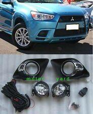 Mitsubishi ASX 2010 to 2012 Driving / Spot / Fog Lights Fog lamps Kit