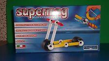 Supermag  Magnetic Genius Scooter  26 Teile