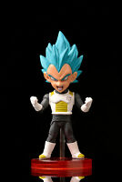 Banpresto World Collectible Dragonball Super Vegeta 002 WCF Figure Ultimate