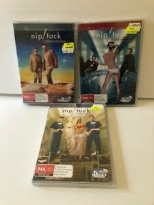 Nip/Tuck Series Bundle Season 4, 5 & 6 DVD Set, Region 4, New & Sealed