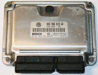 VW Polo 1.4 TDI AMF Engine Control Unit ECU 045906019AP 045 906 019 AP