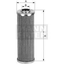 MANN-FILTER Hydraulic Filter, automatic transmission HD 509/2 x