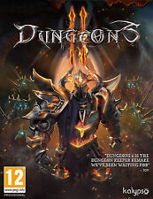 DUNGEONS 2 II - Steam chiave key Gioco PC Game - ITALIANO - Free shipping - ROW