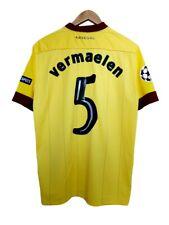 Arsenal Away shirt 2012-2013 (M) - Vermaelen 5 Champions League