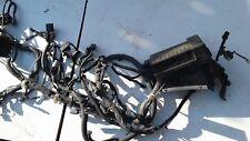 NISSAN SKYLINE R34  GTT engine bay wiring loom harness fuse box