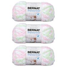 Bernat Pipsquek Yarn (100G/3.5 Oz) Gauge 5 Bulky - 3 Pack