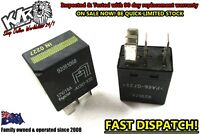 2 X Holden TYCO 5 PIN YELLOW TOP MICRO RELAY - 12v 16A 92051068 PA66-GF25 - KLR