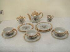 Teapot Porcelain Dinnerware for Children