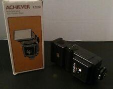 New listing Achiever Multi-Dedicated Tz-250 Flash