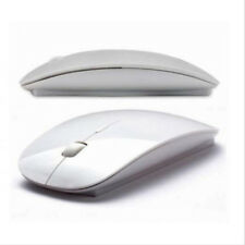 2.4 GHz Slim Optical Wireless Mouse Mini Mice + USB Receiver For Laptop PC Mac