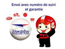 Frais d'envoi avec numéro de suivi et garantie de 3€