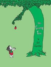 The Giving Tree by Shel Silverstein (Hardcover-0060256656)