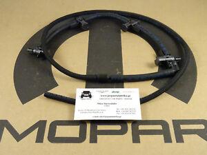 Fuel Hose Jeep Wrangler JK 11-18 2.8CRD 68092301AA New OEM Mopar