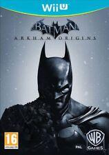 Batman Arkham Origins WIIU - totalmente in italiano