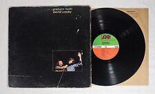 David Crosby & Graham Nash - S/T Self Titled Trifold Vinyl LP - Atlantic SD 7220