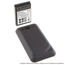 3500mAh Extended Battery for HTC Incredible 2 S S710E Black Cover