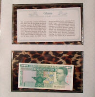 *Most Treasured Banknotes Ghana 1982 1 Cedi P-17b UNC