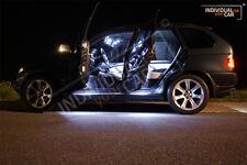 BMW X5 E53 LED Innenraumbeleuchtung Komplettset Set Innenraum mit Panoramadach